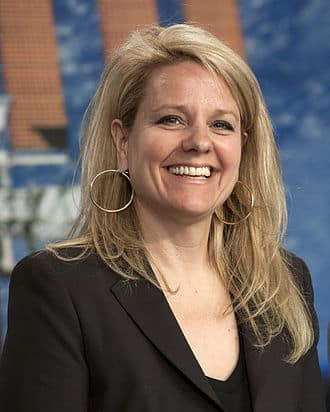 Gwynne Shotwell: President and COO of Space X