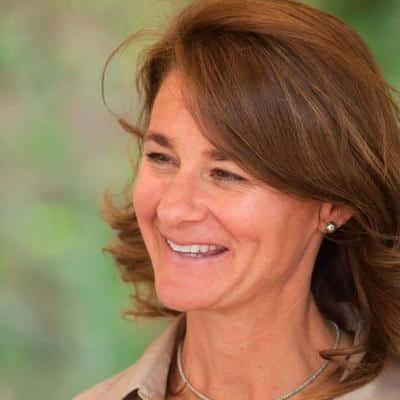 #WCW: Melinda Gates of the Bill & Melinda Gates Foundation