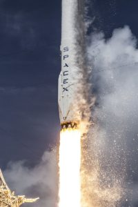 Space X Rocket Launch