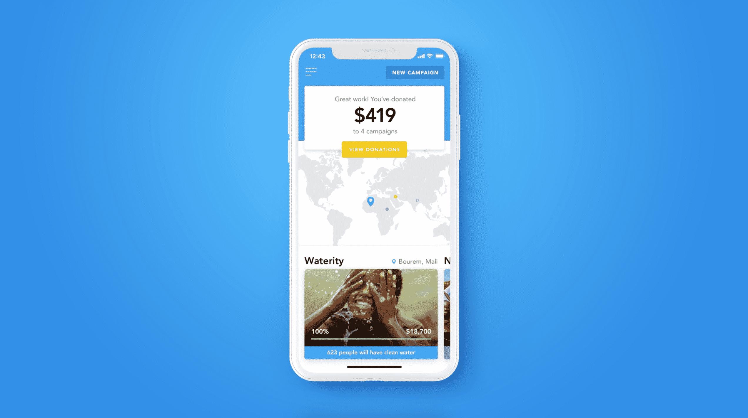 Pixelrocket Mobile App Design Background Image