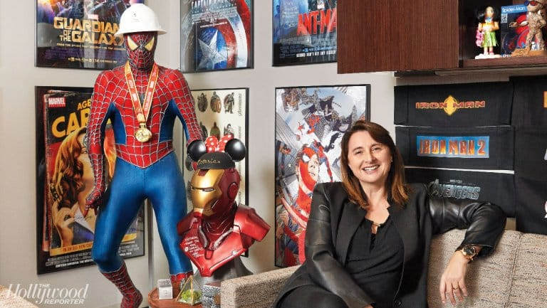 #WCW: Victoria Alonso of Marvel Studios