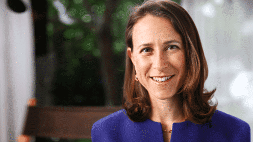 Anne Wojcicki of 23andMe