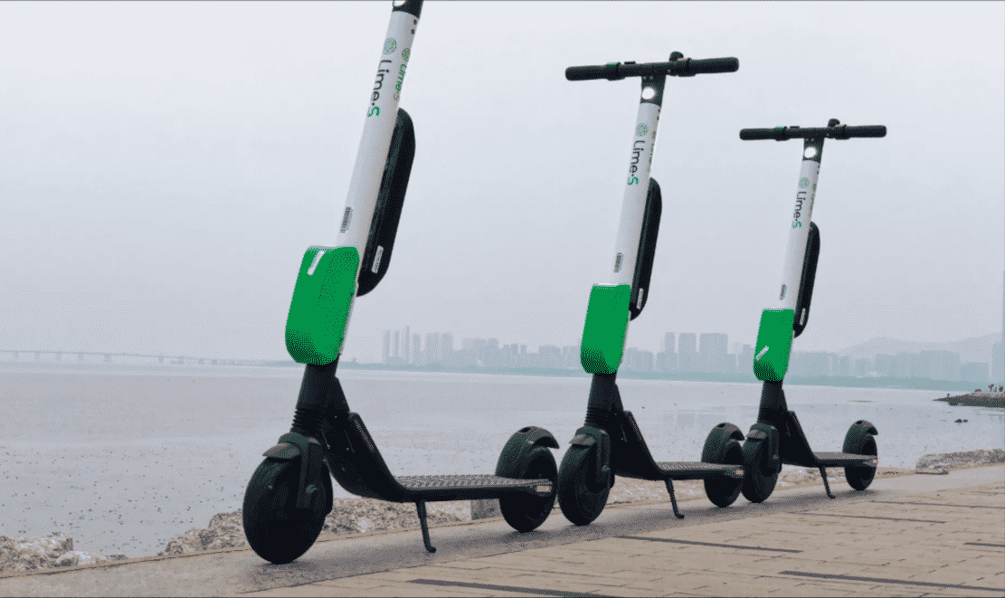 The Rise of Electric Scooters