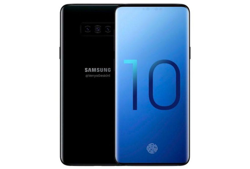 S10 samsung new smartphone
