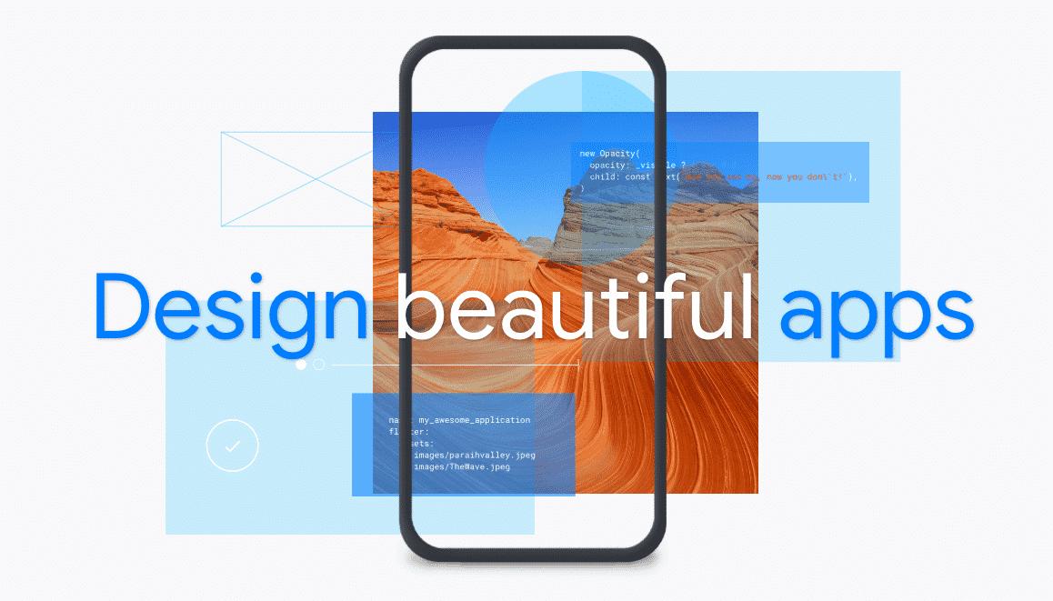 flutter app design