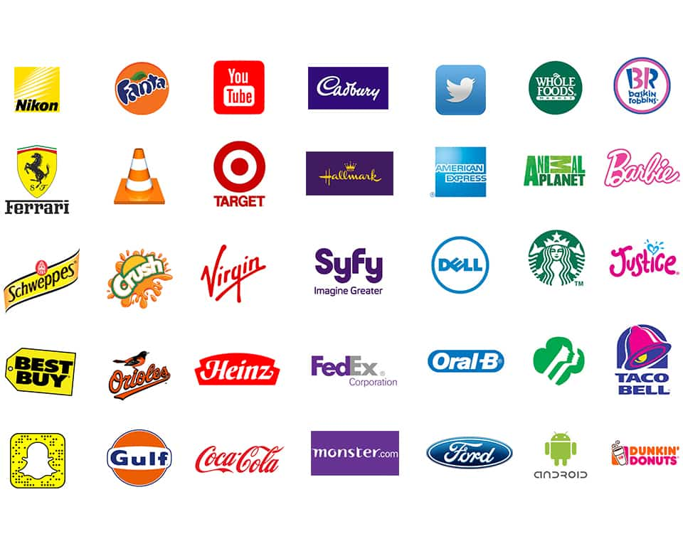 colors in branding logos